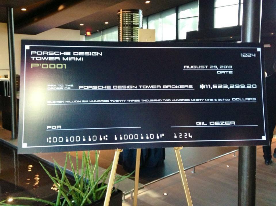Porsche Design Tower Miami Brokers' Appreciation Party