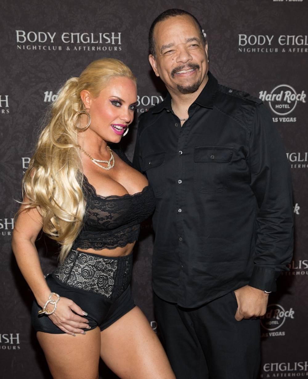 Coco and Ice-T at Body English Nightclub & Afterhours. Photos: Erik Kabik/Erik Kabik Photography