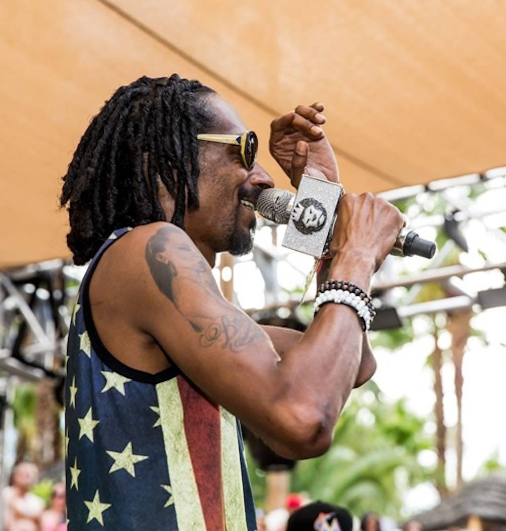 Snoop Dogg at Rehab. Photos: Erik Kabik/Erik Kabik Photography