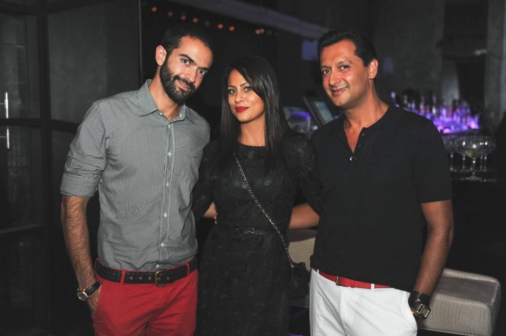Ayman Fakoussa, Shimaa Elsayed, Dipesh Depala