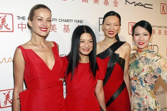 China Charity Beauty Fund Inaugural Gala