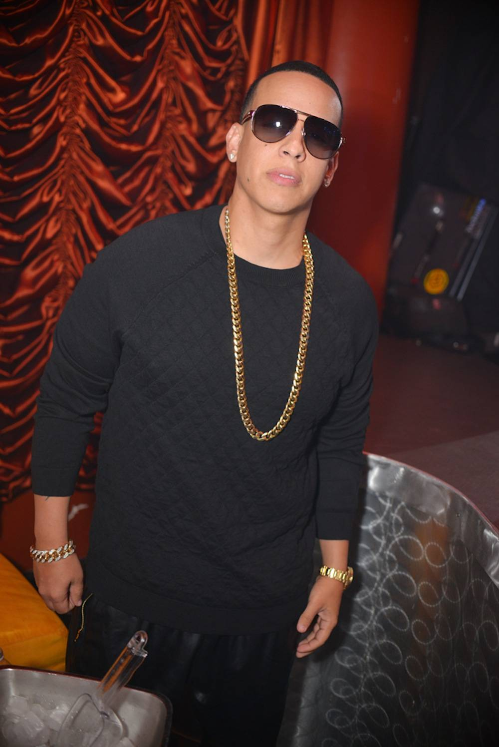 Daddy Yankee at Surrender Nightclub. Photos: Aaron Garcia