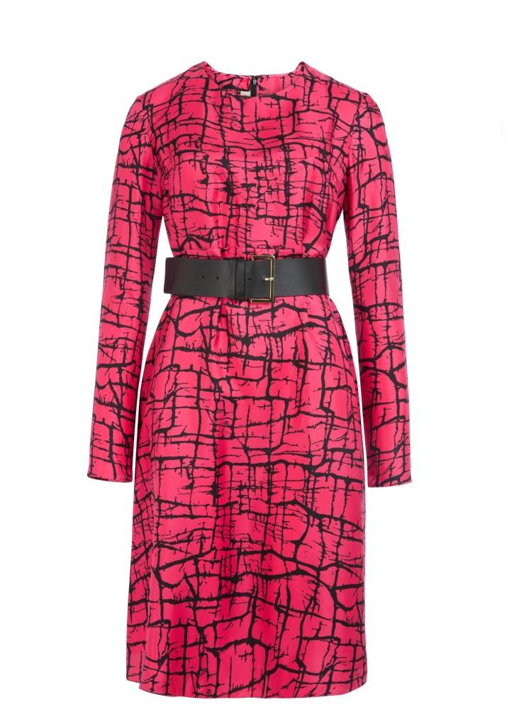 Marni - AED4650 (dress) AED1200 (belt)