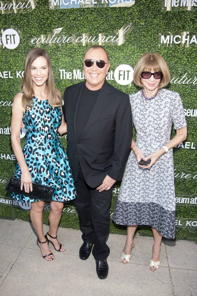 The COUTURE COUNCIL of the MUSEUM at FIT 7TH Annual Fashion Award Benefit Luncheon Honoring MICHAEL KORS