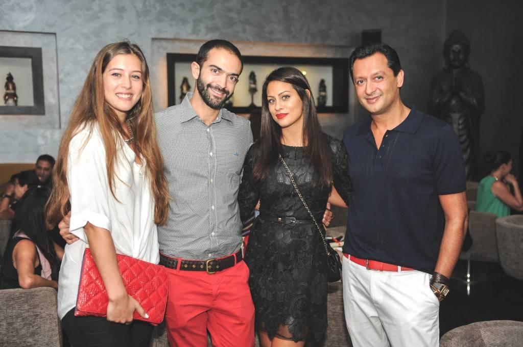 Noor Tehini, Ayman Fakoussa, Shimaa Elsayed & Dipesh Depala
