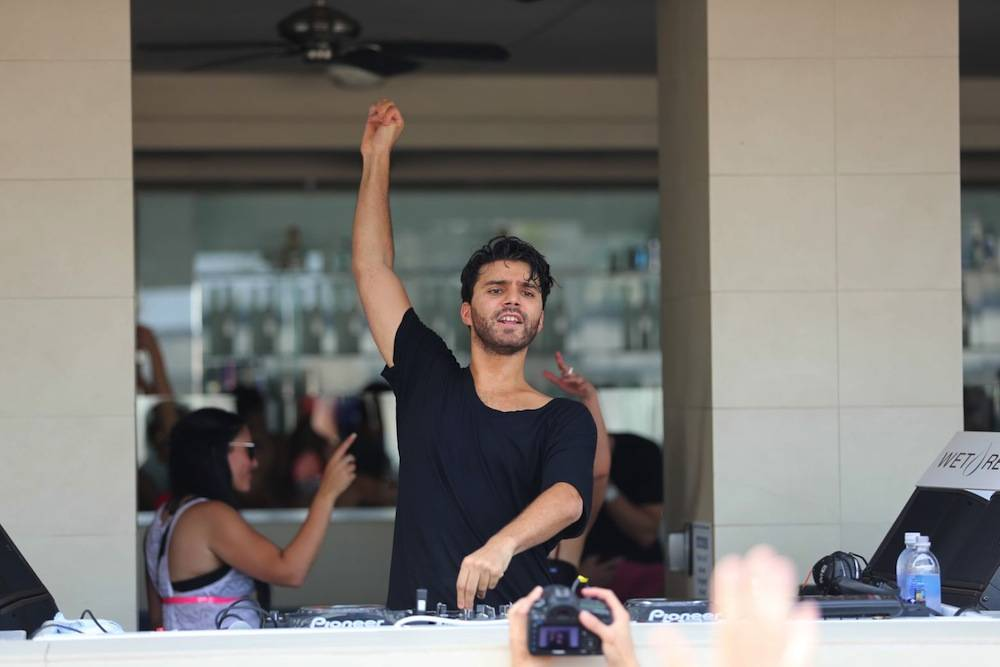 R3hab at Wet Republic. Photos: Powers Imagery LLC