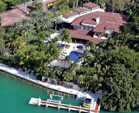 Celebrities Living in Miami, Miami Celebrities - Miami-Info