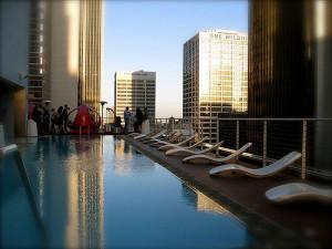 standard hotel pool