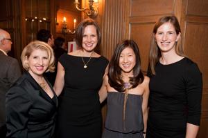 Roberta Economidis, Jessica Moment, Sally Fowler, Kelly Murphy