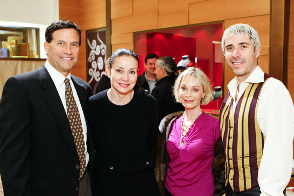 Jack Seely, Carol Anne Werner, Diana Chace, Michael Dianda