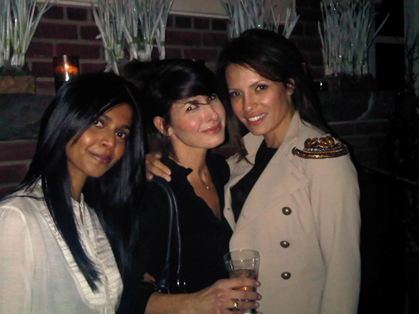 Aruni Weerasinghe, Cristina Berusch and Myra Magaletta