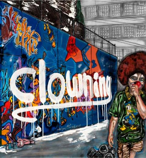 Clowning - Los Ninos