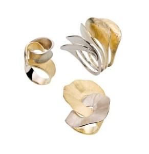 Grupo Corpo rings (trio)