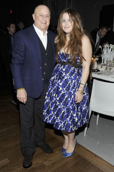 Ron and Samantha Perelman