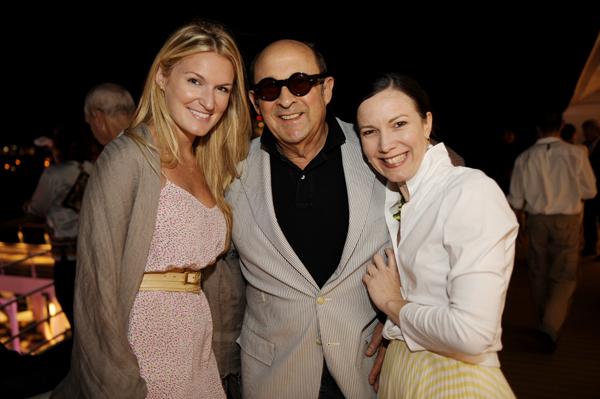 Sarah Arison, Marvin Ross Friedman & Adrienne Bon Haes