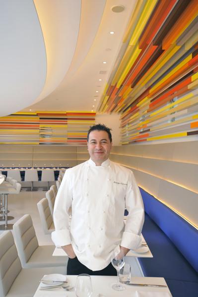 Chef Rodolfo Contreras