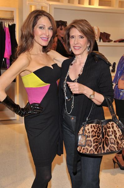 Tara Solomon and Daisy Olivera