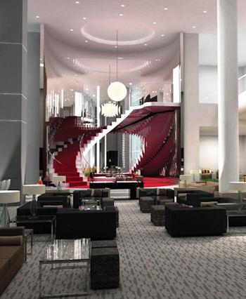 WHollywood-Lobby