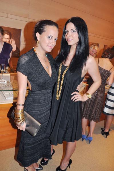 Erin Newberg and Brooke Lauren