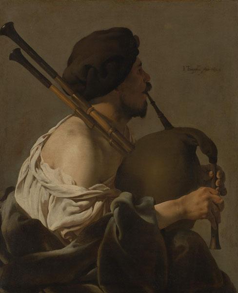 hendrick-ter-brugghen-bagpipe-player-1624
