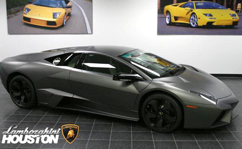 Luxuryindex Car Of The Week 2008 Lamborghini Reventn Haute