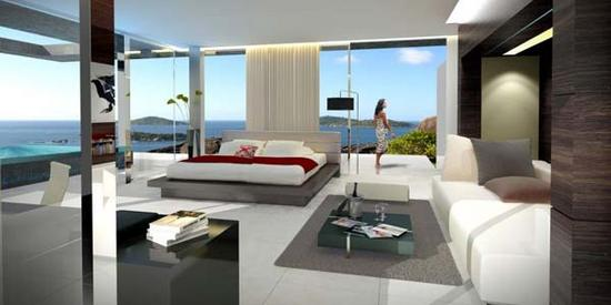 become a shared owner of a villa with yacht haute living schlafzimmer schlafzimmer modern luxus - Schlafzimmer Luxus
