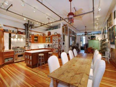 whoopi sells shabby chic soho loft for million haute living. Black Bedroom Furniture Sets. Home Design Ideas